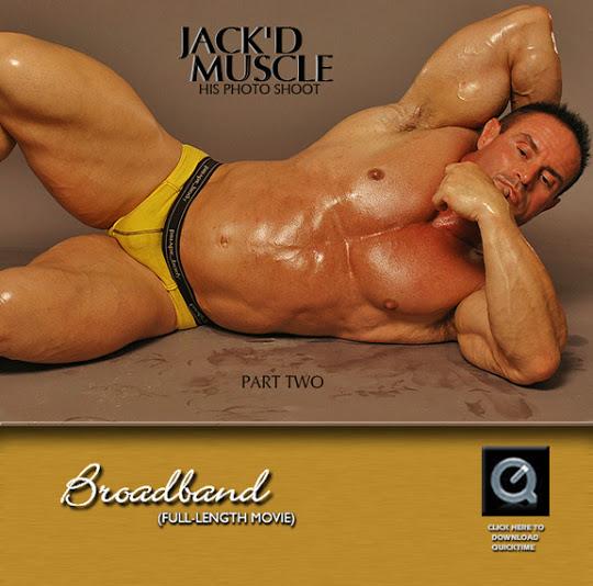 Jackd Muscle Photoshoot