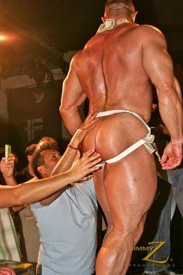 Jackd Muscle