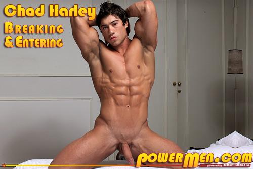 chad harley nackt