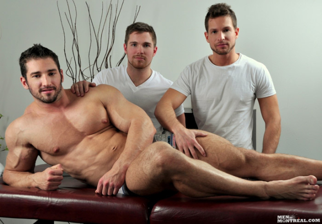 Christian Power and Hayden Colby