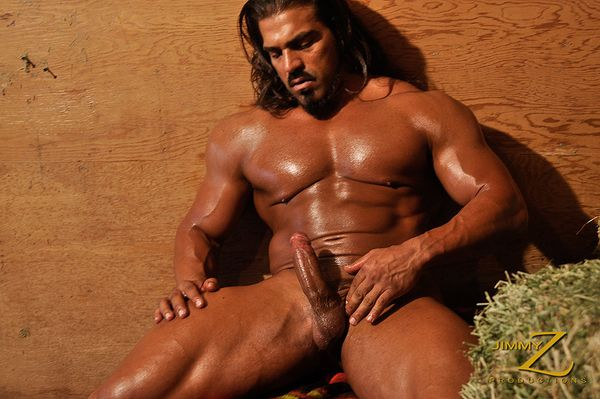 Bodybuilder Beautiful Vince Ferelli-2390