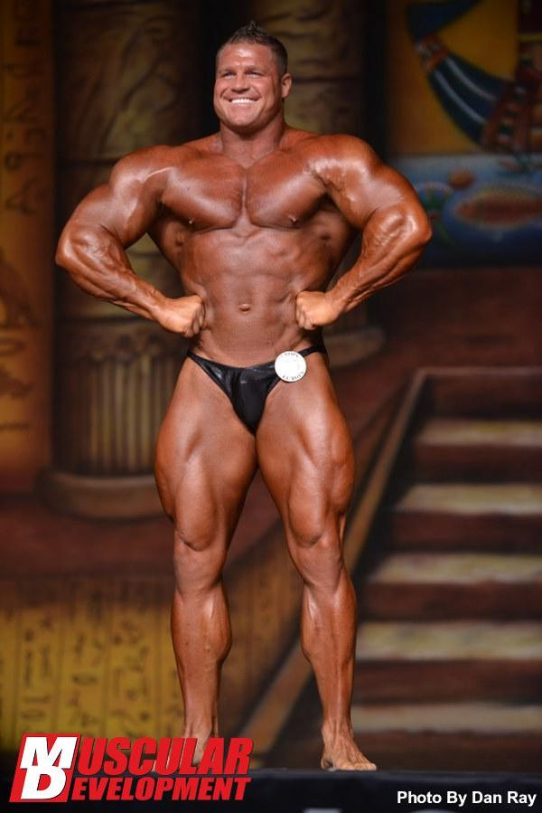 David Riley - 2013 NPC Europa SuperShow