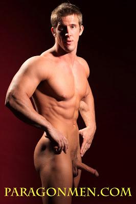 Men naked Brad adonis paragon