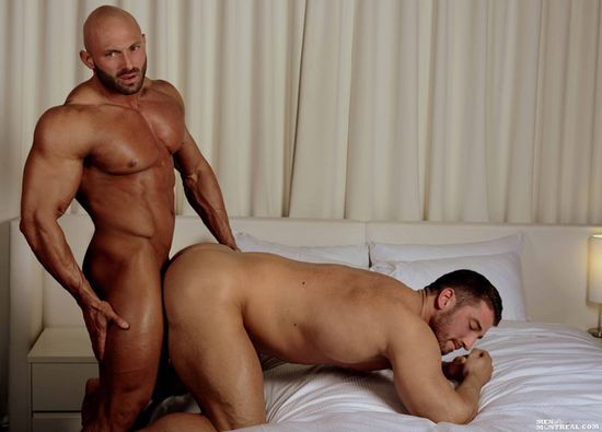Max Chevalier and Christian Power