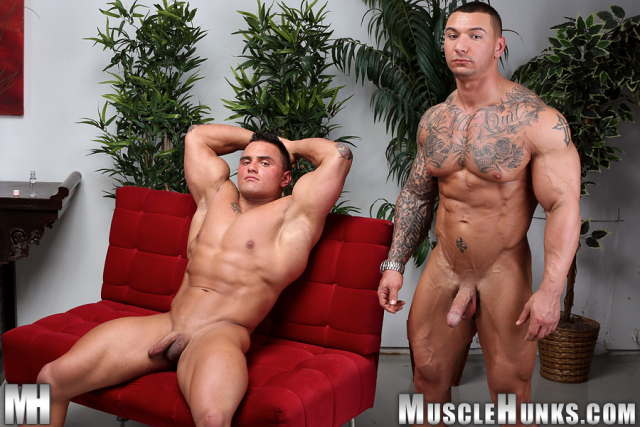 Jackson Gunn and Caleb del Gatto