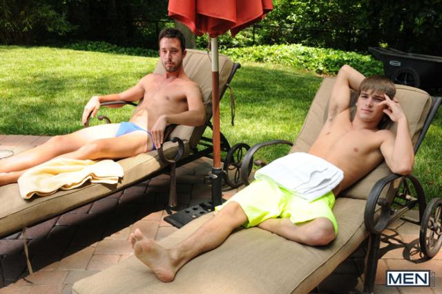 Johnny Rapid & Issac Hardy