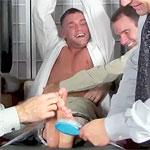 Brad Barnes Tickled
