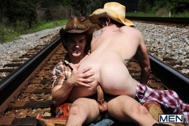 Johnny Rapid and Robbie Rivers