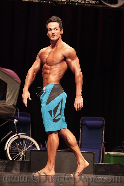 Bodybuilder Beautiful Christian Adams