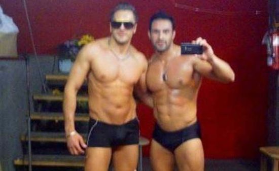Claudio y Emiliano