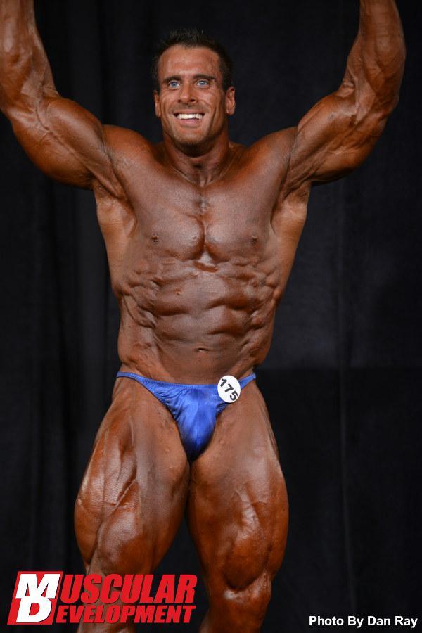 Mark Erpelding - 2013 Masters National Bodybuilding Championships