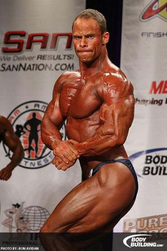 Joseph Sergo - 2011 NPC Tournament of Championships