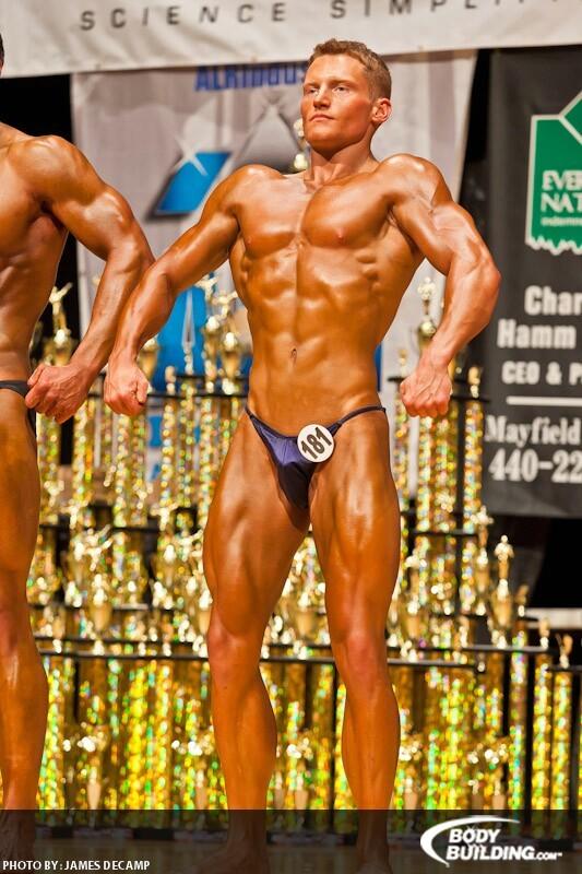 2012 NPC Natural Ohio Championships
