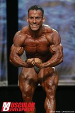 Angel Rangel Vargas - 2013 IFBB Wings of Strength