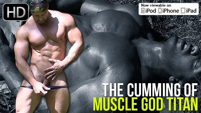 The Cumming of Muscle God Titan