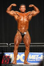 2012 NPC National Bodybuilding Championships