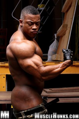 MuscleHunks Ron Hamilton