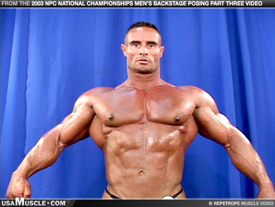 2003 NPC National Bodybuilding Championships
