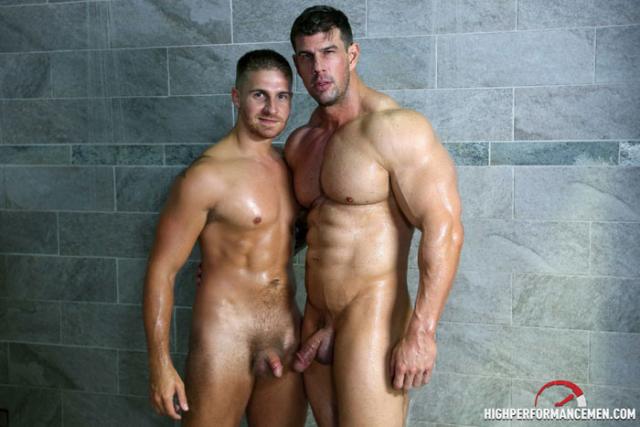 Zeb Atlas and Logan Vaughn