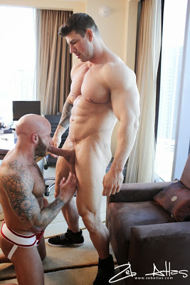 Zeb Atlas and Drake Jaden