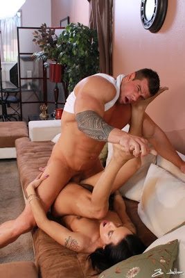 Zeb Atlas and Foxxy