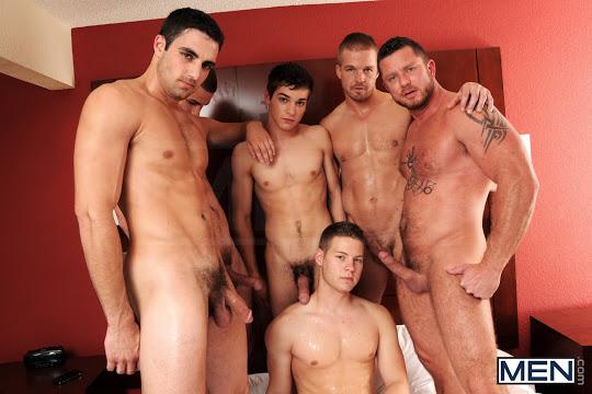Johnny Rapid, Jimmy Johnson, Charlie Harding, Liam Magnuson, Jack King, Riley Banks