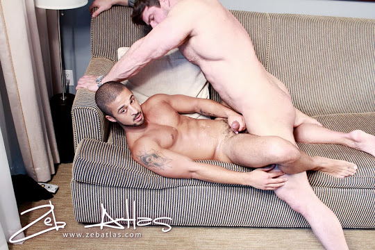 Zeb Atlas and Damian