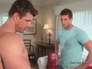Zeb Atlas and Rusty Stevens