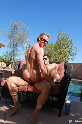 Zeb Atlas and Christopher Daniels