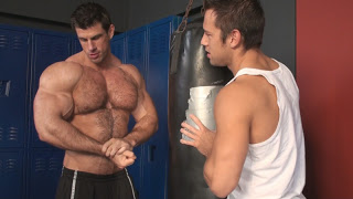 Zeb Atlas Johnny Castle