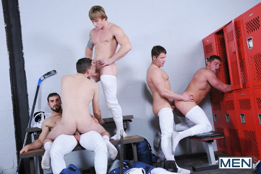 Jake Wilder, Tom Faulk, Travis James, Asher Hawk & Jaxton Wheeler