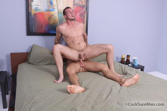 Brady Jensen and Devin Draz