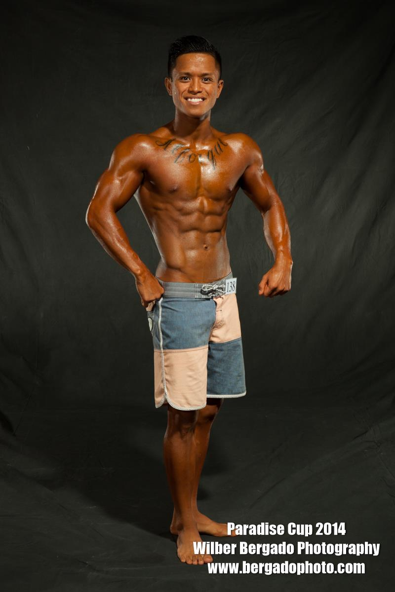 Men Physique 5th Place 2014 NPC Paradise Cup Bodybuilding and Physique Championships