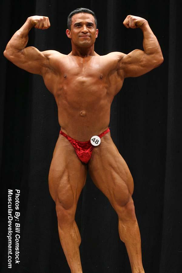 Daniel Rocha - 2007 NPC USA Bodybuilding Championships