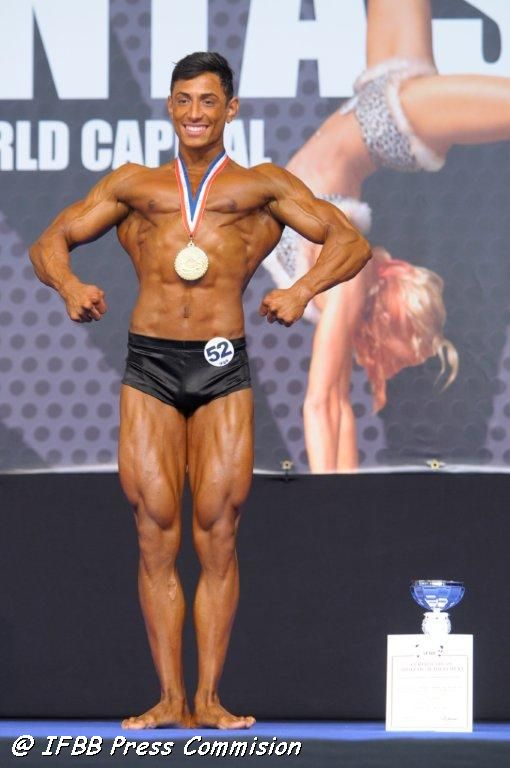 2011 IFBB World Juniors & Masters Championships