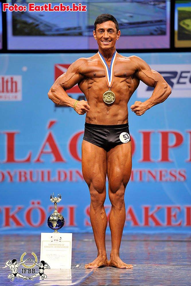 2012 IFBB Juniors & Masters World Amateur Bodybuilding Championships