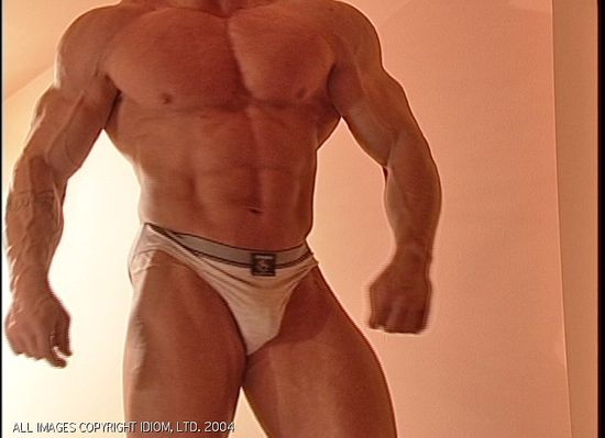 MuscleWorship Cinema 363 Philippe