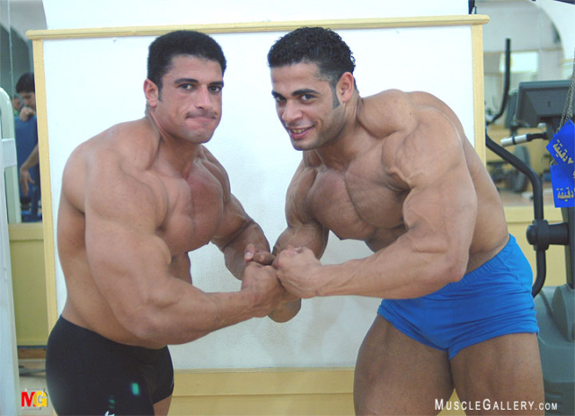 Muscle Egypt Part 1
