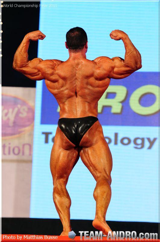 Moustafa Nasim - 2011 IFBB Men's World Amateur Bodybuilding Championships