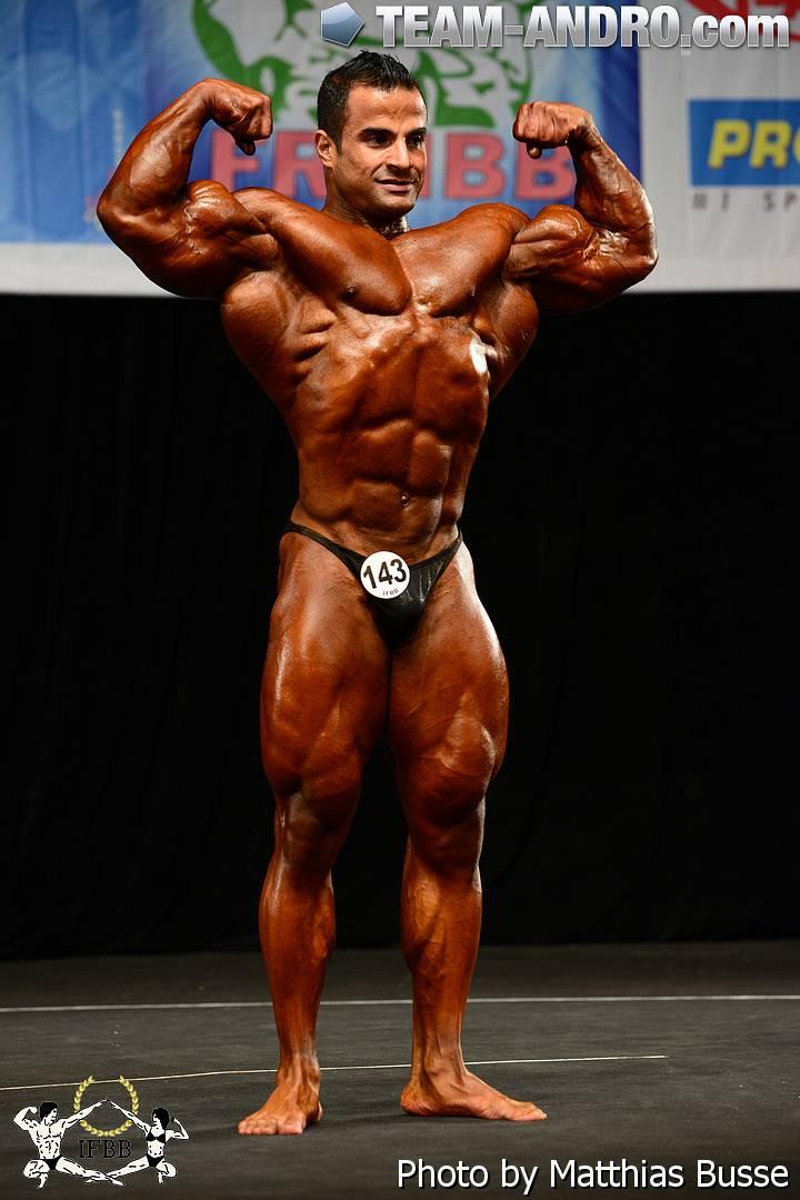 2013 IFBB Men's World Amateur Bodybuilding Championships