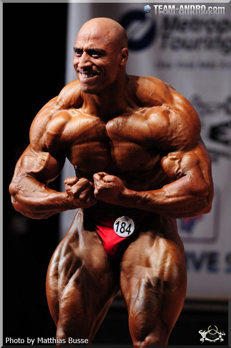 2012 IFBB World Men's Amateur Bodybuilding Championships