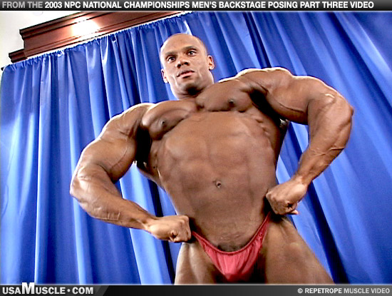 Lionel Brown - 2003 NPC National Championships