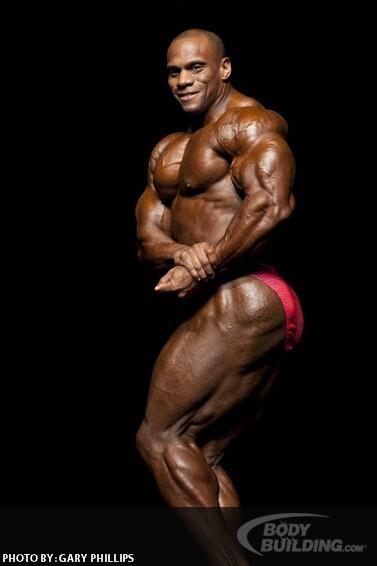 Lionel Brown - 2012 IFBB Australian Pro Grand Prix XII