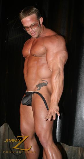 Derek Anthony BBJAM #8
