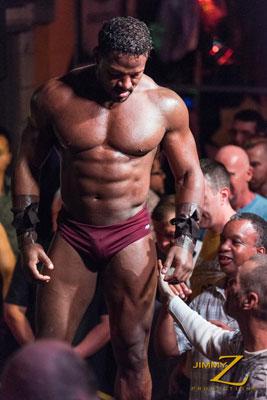Andre Thompson BBJAM #35 Solo Performance