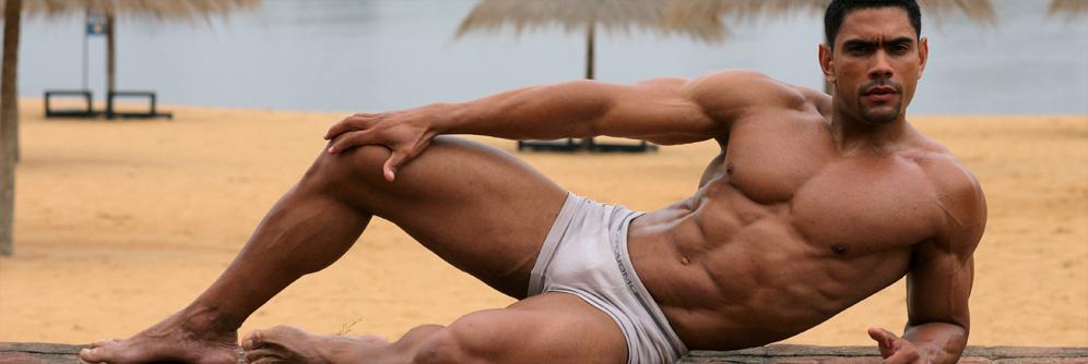 MuscleHunks Khalid Ezra
