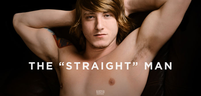 Men Series: The Straight Man