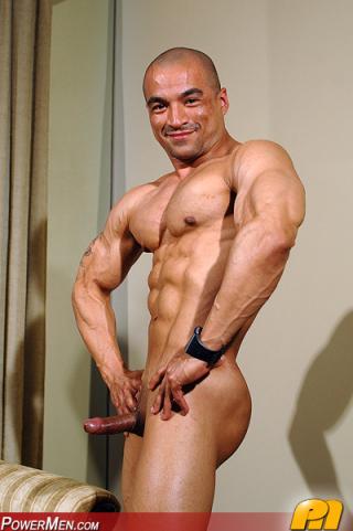 Powermen Rolando Espinoza