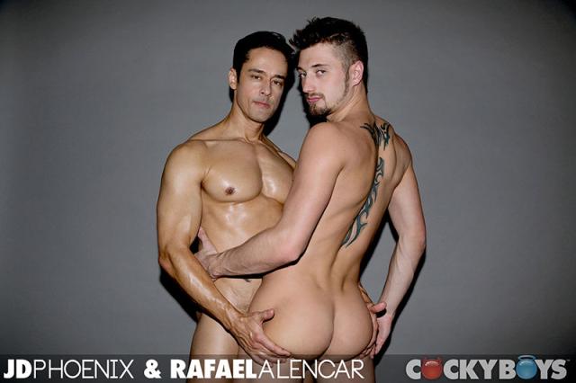 Rafael Alencar Plows JD Phoenix!