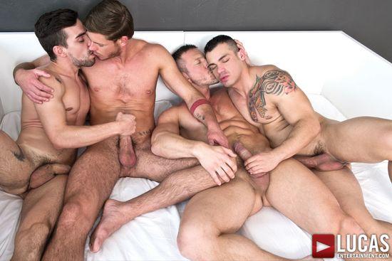 Tomas Brand, Fernando Torres, Toby Dutch, Alejandro Alvarez, and Josh Milk